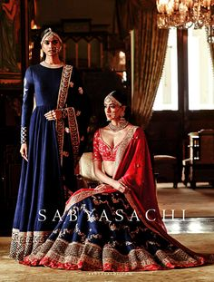 Elle India: Sabyasachi Heritage Bridal 2015 (Desi Bridal Shaadi Indian Pakistani Wedding Mehndi Walima)
