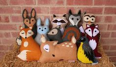 Get cosy with cuddly critters and cute dress ups from Savage Seeds