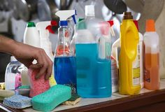 Is Your Cleaner #Toxic? The Environmental Working Group Releases Cleaning Guide