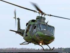 Canadian AF Bell CH-146 Griffon