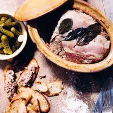 Terrine of Veal and Pork