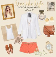 Casual Chic!, created by amira-farag on Polyvore