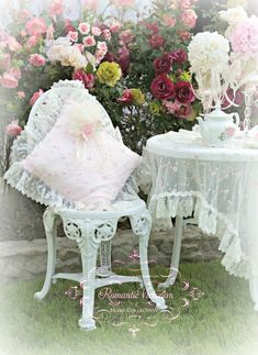 ❤°(¯`★´¯)Shabby Chic(¯`★´¯)°❤... Everyday Romance Collection
