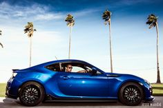 Subaru Blue 2013 FASHION SPORTS CAR