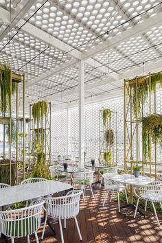 OneOcean Club, Barcelona. #VilleroyBoch #VilleroyBoches #toplocations #estilo #diseño #elegancia #premium #inspiración #lugarestop