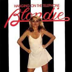 Debbie Harry - Blondie - Hanging on the Telephone Blondie Debbie Harry, Blondie Albums, The New Wave, Joan Jett, Music Images, She Song, Kinds Of Music, American Singers, Blondies