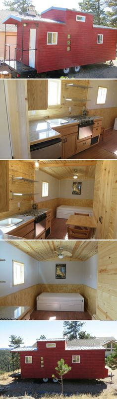 The Caboose (240 sq ft)