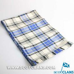 Clan Hannay Tartan S
