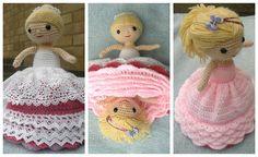 Topsy turvy princess by tintocktap, via Flickr
