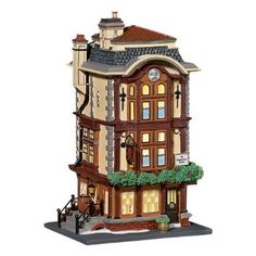 Amazon.com: Department 56 Dickens Village the Red Lion Pub: Home & Kitchen