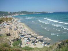 Fotó itt: Sarti beach - Google Fotók Greece, Beach, Google, Water, Outdoor, Greece Country, Gripe Water, Outdoors, The Beach