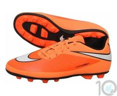 6c2bddb4c Nike Hypervenom Youth Boys Girls Soccer Shoes Orange Size 10C NEW  Nike  Girls Soccer Shoes