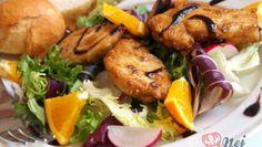8 skvělých nápadů na chutné saláty s kukuřicí – RECETIMA Kung Pao Chicken, Tandoori Chicken, Recipies, Meat, Ethnic Recipes, Rezepte, Syrup, Recipes