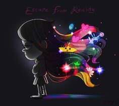 Art by emmyc | Weirdmageddon 2: Escape From Reality airs Monday on Disney XD at 8 PM| Tumblr