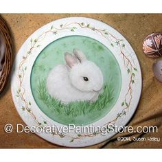Easter Bunny ePacket - Susan Kelley - PDF DOWNLOAD