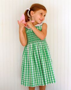 DESIGNER SMOCKED GIRLD DRESSES | Dress wedding » Little girl smocked wedding dresses