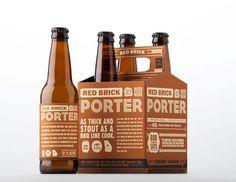 Red Brick Beer — Porter