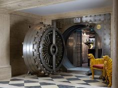 Soho House reopens Edwards Lutyens' Midland Bank as hotel and members' club