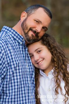 Father and daughter, part of a large family shoot I did recently.