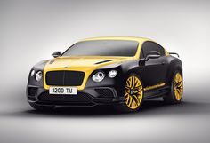 Bentley releases a two-tone limited edition to mark its entry in the Nürburgring 24 Hours - Acquire