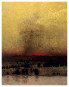 Mark English - Contemporary Artist - Landscape 21