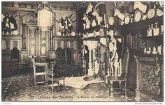 Chateau Amerois in België, duikt op in de Dutroux X files dat er sprake zou zijn van jacht op kinderen
