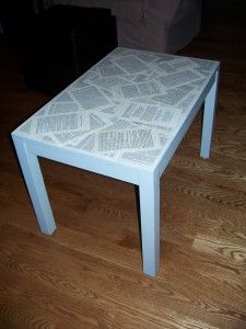 Upcycling old furniture / @WholeGreenLove / http://wholegreenlove.com/2012/01/24/getting-down-with-upcycling/