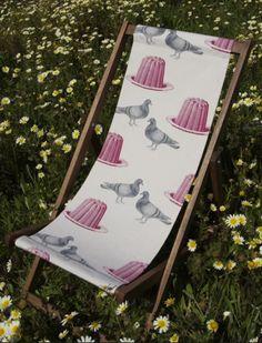 thornback & peel pigeon and jelly deckchair, patio design ideas, small garden ideas, garden style, garden furniture ideas, style blog, alison cosier, grey chic, www.greychic.com
