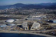Jeux de Sotchi: la Russie stocke 450 000 m3 de neige