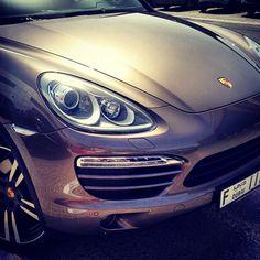 My Porsche Cayenne
