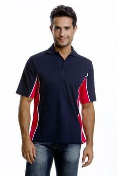 953637954473c GAMEGEAR COOLTEX RIVIERA POLO SHIRTS WITH EMBROIDERED OR PRINTED CREST