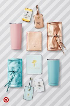 6c7144a8bd4 From gold luggage tags to cocktail kits, find the trendiest gifts for the  style-