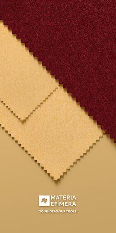 Combinación de moqueta ferial color burdeos con vainilla para stands, ferias, congresos y eventos. #Your