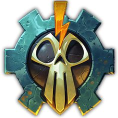 WildStar The Exiles Icon Game Ui Design, Prop Design, 2d Game Art, 2d Art, Larp, Casual Art, Game Props, Mobile Art, Game Icon