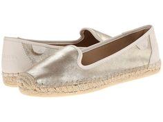 Sperry Top-Sider Coco Metallic Kid Suede Platinum - Zappos.com Free Shipping BOTH Ways