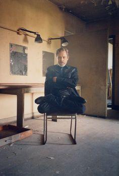 Mark Hamill, photographed by Andreas Laszlo Konrath for Rag & Bone Magazine, 2016.