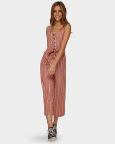 Ginger CROSSFIRE STRIPE JUMPSUIT | Amazon Surf Buy Images, Crossfire, Striped Jumpsuit, Surf, Amazon, Shopping, Dresses, Fashion, Vestidos