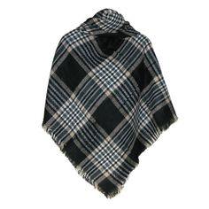 BeltOutlet.com - CTM Womens 55x55 Gingham Plaid Blanket Scarf Fashionable blanket scarf is great for warming up indoors or outdoors. Its super soft material is comfortable to wear all day long and the length makes it versatile so you can wear it many different ways and dress it up how you please