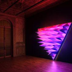 #color #colorlight #FlynnTalbotStudio #installation #light #lightinstallation