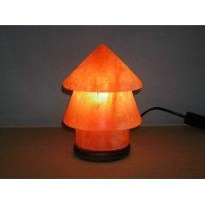 Himalayan Rock Salt Hut Lamp
