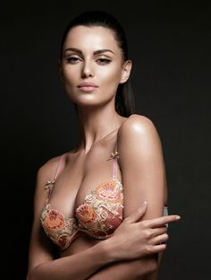 Lingerie Passion -  A stunning woman