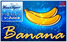 Ultra smooth and slightly sweet taste of ripe bananas; you will go bananas for v-Juice bananas! Our V-juice is 100% made in USA.