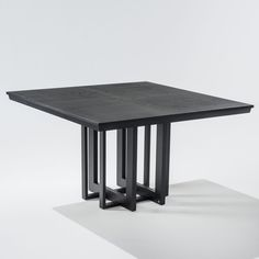 H square dining table 200 Square dining table with wood top. Its dimensions are suitable for smaller spaces. Its match veneer design gives this table a contemporary look.     All available finishes    Base                                                         D    K    M    P    I N          HS04-200  [CBC show='n' country='es,us'][restricted no_message='Yes']  [/restricted][/CBC...