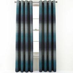 Studio™ Dakota Grommet-Top Curtain Panel - JCPenney