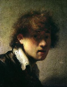 Rembrandt | ... by artists, I'm always surprised when Rembrandt isn't mentioned