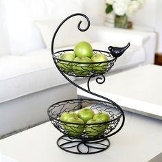 Mesa Tiered Basket
