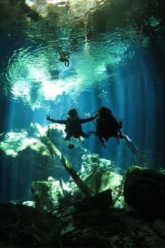 Playa del Carmen - Things To Do - Scuba - Taj Maha Cenote Dive - Tour Image