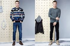 Bellfield Autumn/Winter 2015 Men's Lookbook | FashionBeans.com