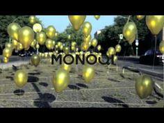 Guerilla Wegeleitsystem, 1000 Ballons Showing the Way - Berlin, Deutschland - signaletique