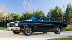 1970 Chevrolet Chevelle LS6 454/450 HP, Build Sheet presented as lot F209 at Kissimmee, FL